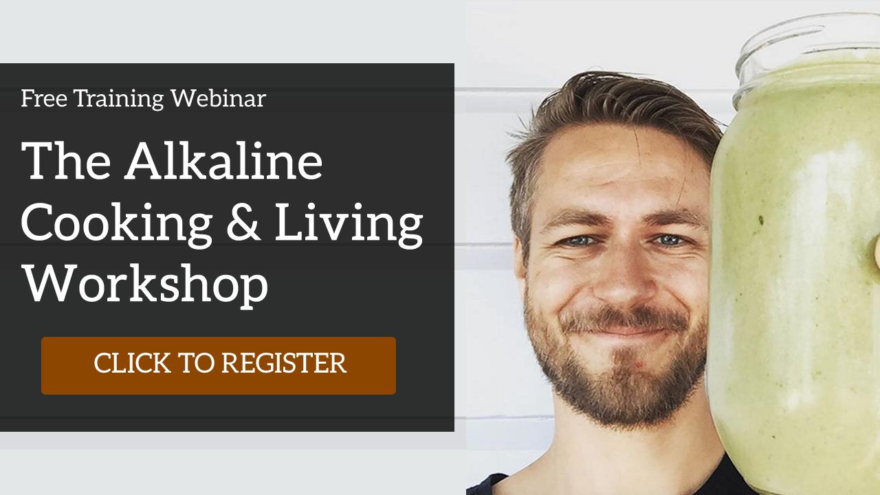 alkaline cooking workshop