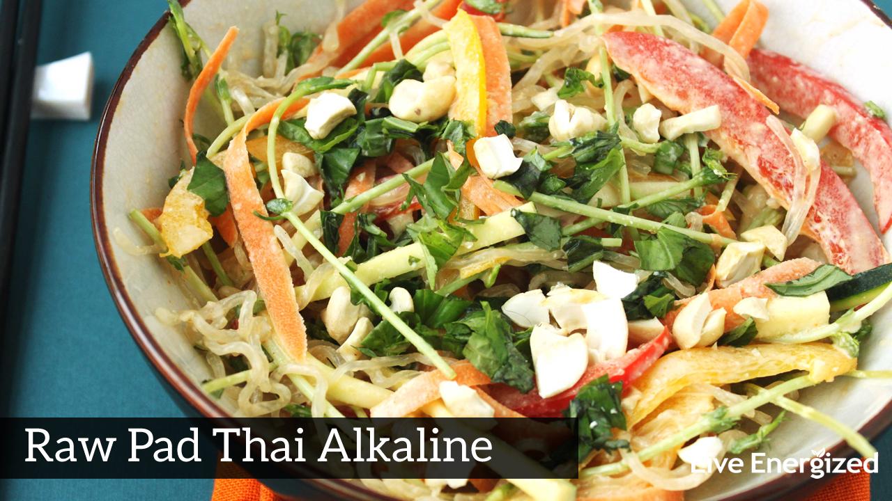food planner dinner - pad thai