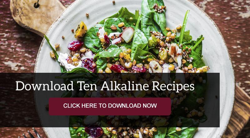 recipes for the alkaline diet plan