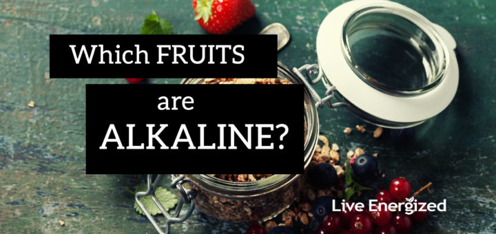 alkaline fruits guide