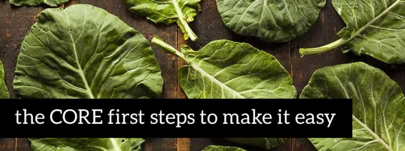 core steps to get alkaline