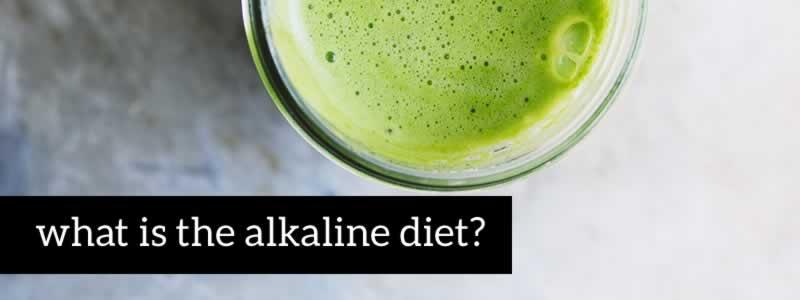 what is the alkaline diet