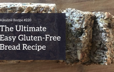 Easy Gluten Free Bread Recipe | Live Energized