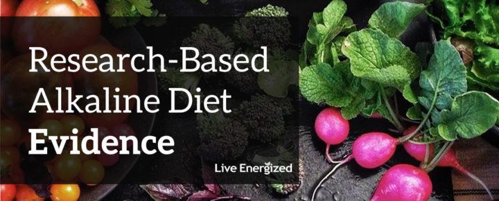 alkaline diet study