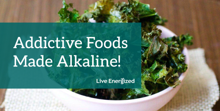 Addictive Foods Made Alkaline