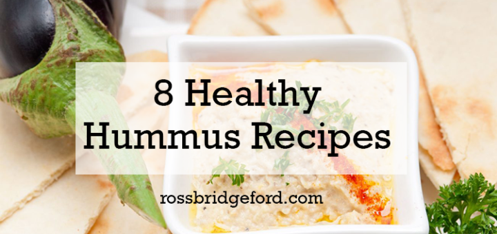 how to make easy healthy hummus