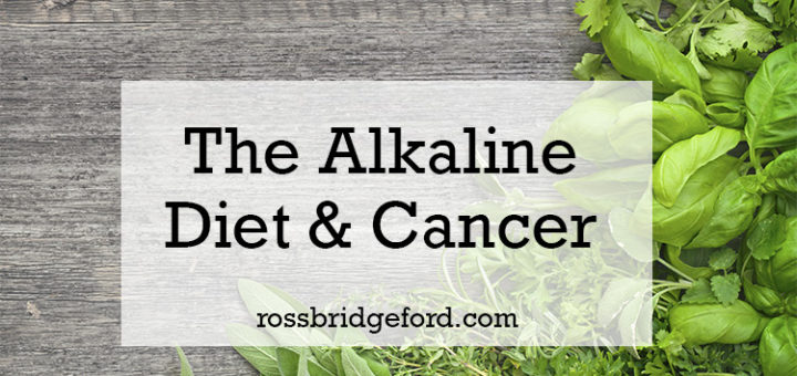 Alkaline Diet & Cancer Title