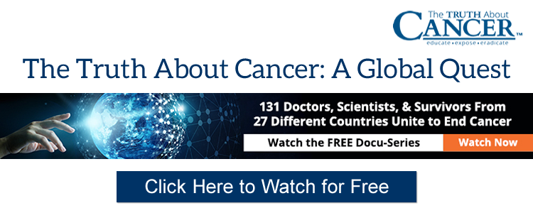 The Truth About Cancer - watch for free here