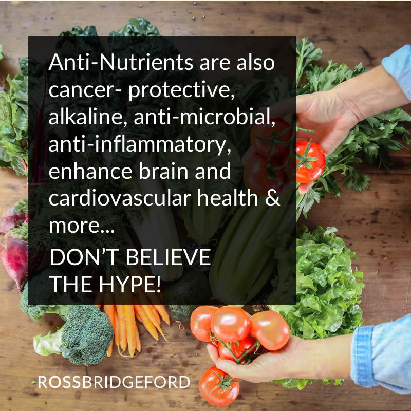 anti-nutrients hype
