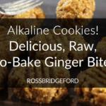 alkaline cookies