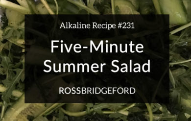 Alkaline Summer Salad