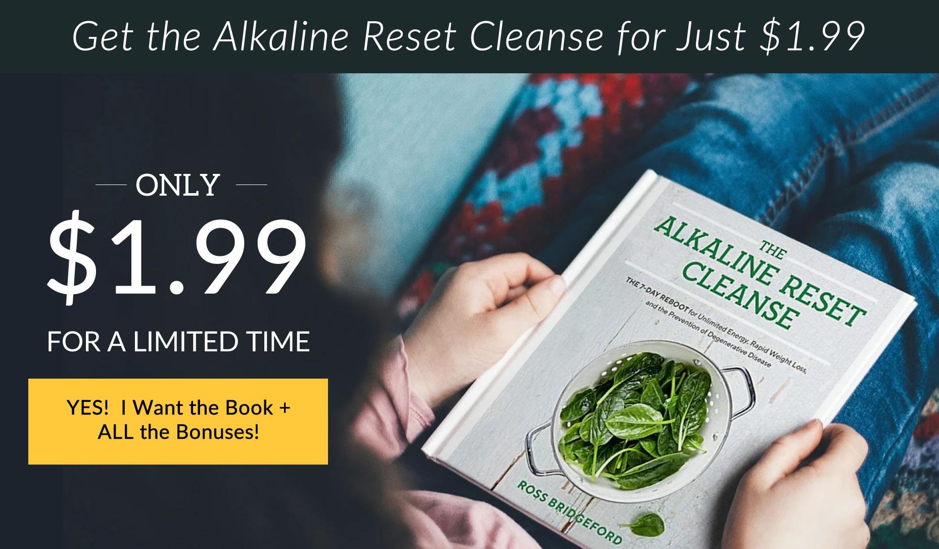 Alkaline Reset Cleanse