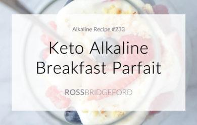 keto alkaline recipe title image