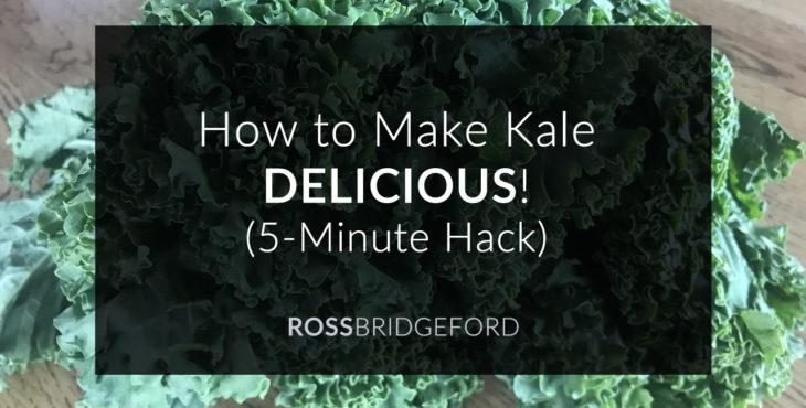 Kale Massage Feature