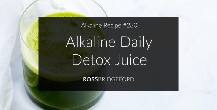 alkaline detox juice main image