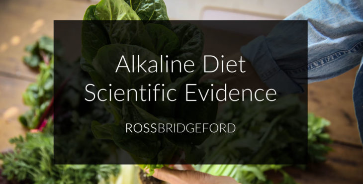 Scientific Proof of the Alkaline Diet