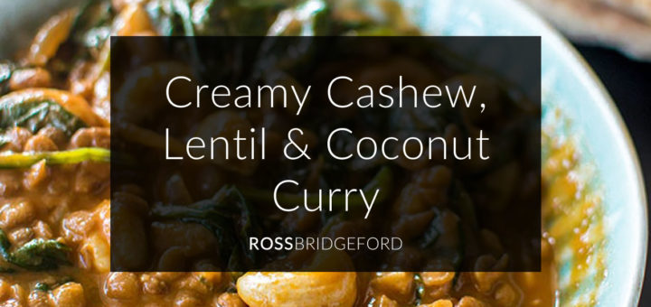 Cashew Curry Recipe