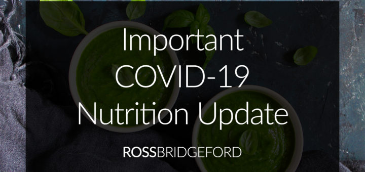 COVID-19 Update from Ross