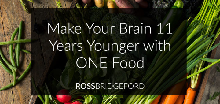 11 years younger brain