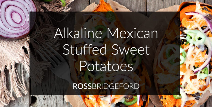 alkaline mexican sweet potato recipe