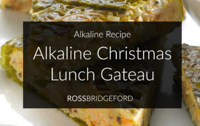 alkaline christmas recipe