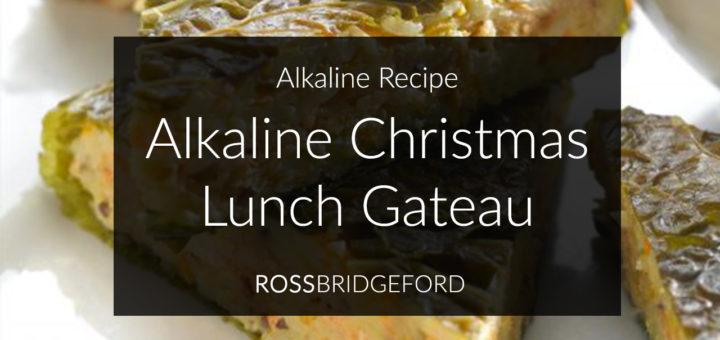 alkaline christmas recipe