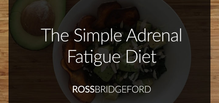 Foods for Adrenal Fatigue