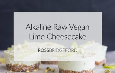 raw alkaline cheesecake recipe