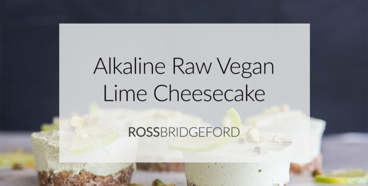 raw alkaline cheesecake recipe