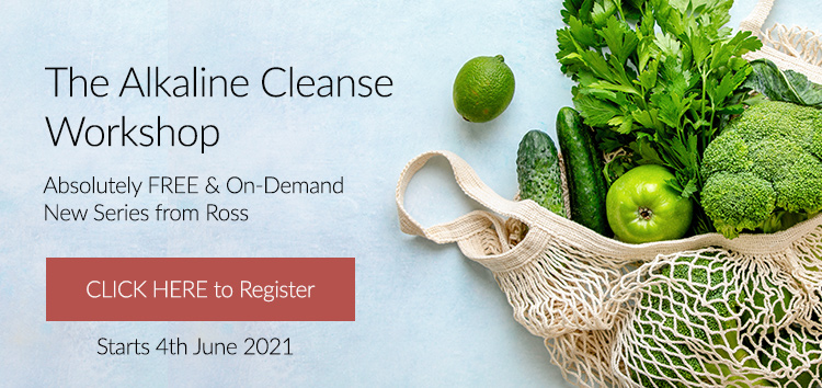 alkaline cleanse training sign up