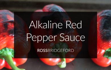 red pepper sauce recipe
