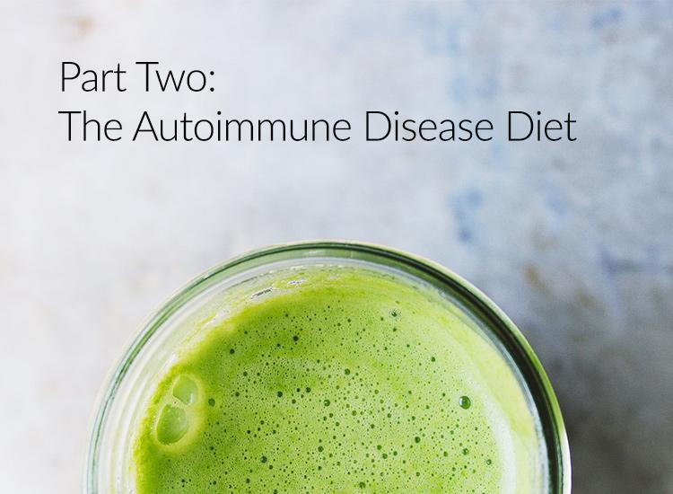 autoimmune disease diet plan