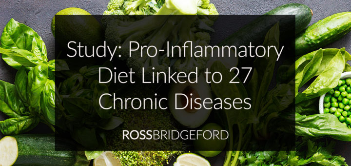 pro inflammatory diet and chronic disease