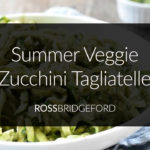 Summer Vegetable Zucchini Pasta