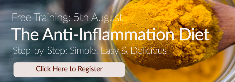 click to register for the anti-inflammation training
