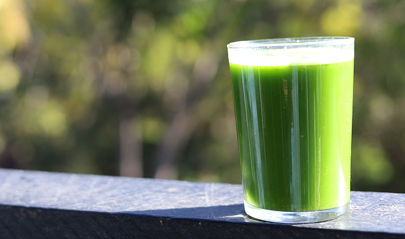 juice to remove cravings