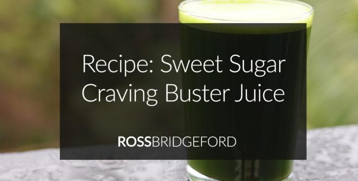 Sugar Craving Juice Recipe pic